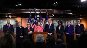 Pelosi announces impeachment managers, House votes to send articles to Senate for trial (VIDEO)