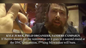 'Cities will burn!' If Sanders loses, how many Bernie Bros will entertain radical fantasies?