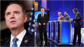 Who's this guy? Jeopardy contestants fail to recognize impeachment 'hero' Adam Schiff & Twitter ROFLs