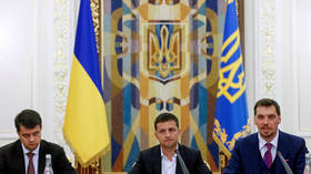 Ukrainian PM submits resignation letter amid leaked audio recordings controversy