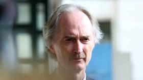 UN envoy for Syria Pedersen to visit Russia next week