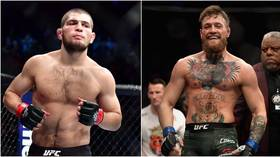 'It will be one hell of a spectacle': McGregor talks up Moscow bout with Khabib as UFC boss Dana White says rematch IS NEXT
