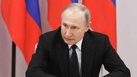 Putin to take part in Libya peace conference in Berlin – Kremlin