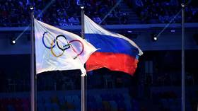 Russian Olympic Committee joins legal fight against 'unjust' 4-year WADA ban