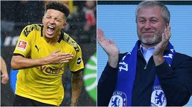 'Statement signing': Roman Abramovich 'gives go-ahead' for $150 million move for Borussia Dortmund wonderkid Jadon Sancho