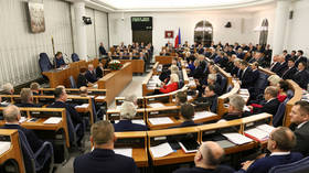 Polish Senate rejects govt's judicial reform bill allowing politicians to fire judges