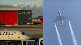 'I thought it was a terrorist attack': California teachers sue Delta after plane showers school children with jet fuel
