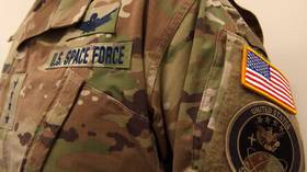 Woodland camo in space, you sure? US Space Force roasted online after it premiers first-ever uniform
