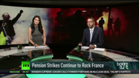 Strikes continue to slam France