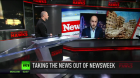 Newsweek journalist quits after editors suppress Syrian chemical attack