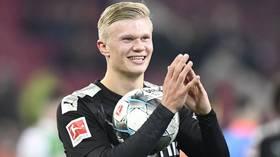'He's something else': Haaland nets 20-minute hat-trick on Bundesliga debut as wonderkid helps Dortmund to comeback win