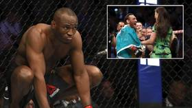 UFC champion Kamaru Usman's hacked Twitter account posts X-rated threats to McGregor & his partner