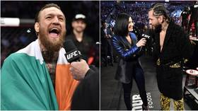 'I don't know what was going on there': Conor McGregor rips into Jorge Masvidal for wearing Versace robe to UFC 246