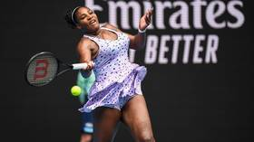 Serena stunned! Williams loses to China's Wang at Australian Open as chance for 24th Grand Slam slips away AGAIN