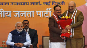 PM Modi's associate Nadda elected president of India's ruling party
