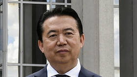 China court sentences former Interpol chief Meng Hongwei to 13 years in prison for bribery