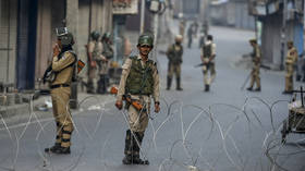 2 Indian personnel killed in clash in Kashmir – report
