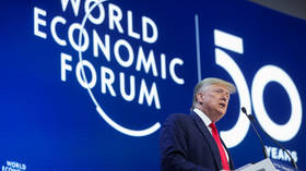 Trump rejects environmental 'prophets of doom' and their 'apocalyptic predictions' in Davos speech (VIDEO)