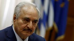 E. Libyan forces' commander Haftar 'must choose' political solution – Ankara