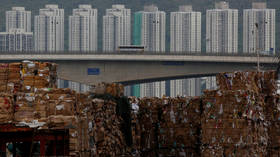 China no longer the world's garbage dump as it plans to cut waste imports to zero this year