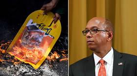 'Ridiculous': US disarmament envoy slams Iranian MP for proposing $3mn bounty on Trump's head
