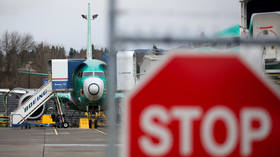 Boeing stock crashes after plane maker halts production of troubled 737 MAX
