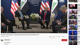 Muddle-Eastern diplomacy: White House confuses Iran and Iraq in YouTube blunder