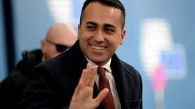 Five Star leader Di Maio steps down as shaky Italian coalition seeks to avoid snap election