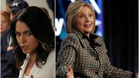 'Obvious malicious intent': Tulsi Gabbard hits Clinton with defamation suit over 'Russian asset' smear