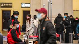 Chinese authorities lock down Wuhan as killer virus spreads