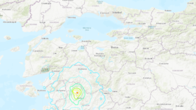 Magnitude 5.4 earthquake hits province in Western Turkey