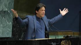 'Nazi Germany' comparison once again: Pakistan's Imran Khan resorts to strong rhetoric against PM Modi's India