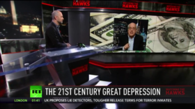 The 21st century great depression & the impeachment game show
