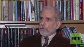 Rewriting history is dangerous, Holocaust historian tells RT