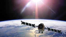 US satellite being raced out of orbit due to risk of imminent EXPLOSION which may damage neighboring space tech