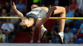 'A neutral flag isn't shame, shame is being stuck in a doping row': World high-jump champ Lasitskene on Russia's sport crisis