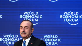 Turkish FM says Russian S-400 air defense poses no threat to NATO, is 'compatible' with alliance