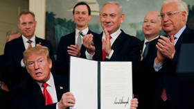Trump to release 'great' Israel peace plan ahead of Netanyahu visit, warns that Palestinians 'may react negatively'