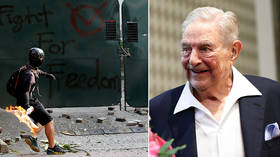 More chaos on campus? Soros pumps $1bn into 'global education network' to fight 'climate change & dictators' like Trump, Xi & Modi