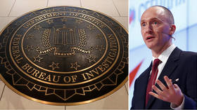 'Spygate' update: At least two FISA warrants to spy on Carter Page were 'not valid,' DOJ says
