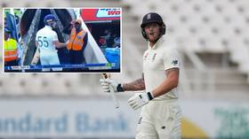 'You f*cking four-eyed c*nt': England cricket star Stokes risks sanction after foul-mouthed rant at fan in South Africa (VIDEO)