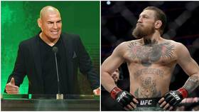 'He'd be great at it': Ex-UFC champ Cain Velasquez urges Conor McGregor to make WWE switch