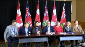 Canada confirms 1st 'presumptive case' of coronavirus in Toronto