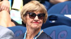 Tennis Australia slams Margaret Court's same-sex marriage views on 50th anniversary of her 'calendar Grand Slam'