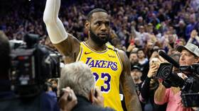 'Bro, you need to run for President!' NBA great LeBron James weighs up chances of becoming the most powerful man in the US