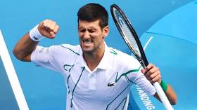 Australian Open 2020: Novak Djokovic powers into quarter-finals with straight-sets win (VIDEO)