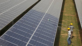 India surges ahead in global solar race
