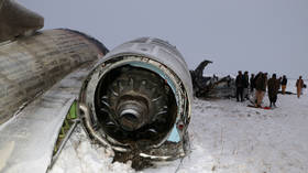 USAF says 'it appears we lost a plane' as Afghani journos uncover DOCUMENTS from crash site (PHOTOS)