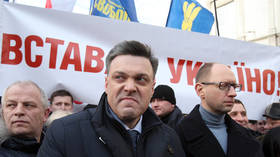 Ukrainian nationalist leader demands compensation from Russia for 'occupation in 20th century'