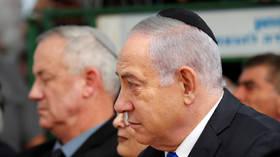Netanyahu withdraws hopeless bid for immunity hours before parliament session, leaving Gantz hanging in mid-air